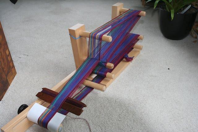 Inkle Loom Weaving - Taproot Folkarts