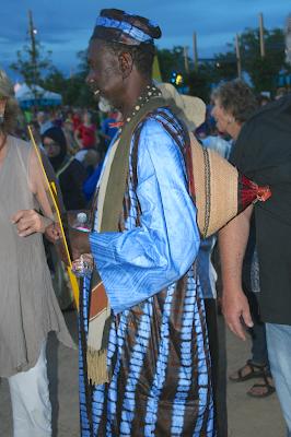 Santa Fe Dancing