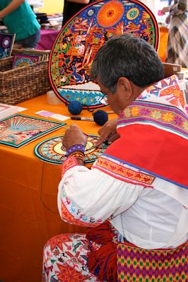Santa Fe Huichol