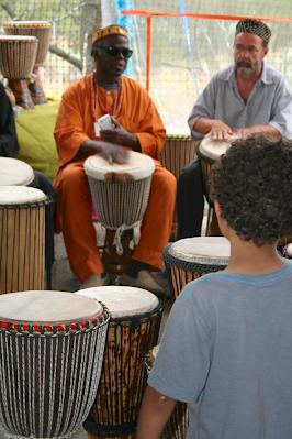 Santa Fe Drummer