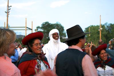 Santa Fe Dancing (South Sudan)