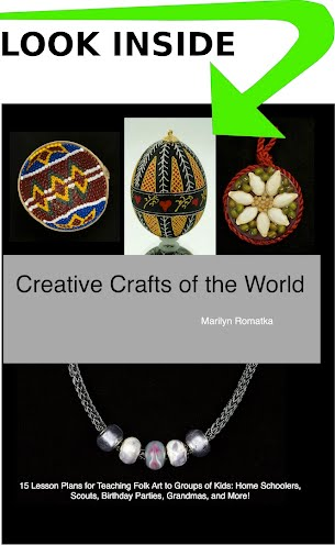 Creative Crafts of the World - Cover